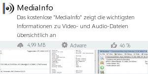 Infocard MediaInfo