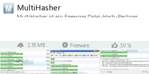 Infocard MultiHasher