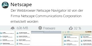 Infocard Netscape