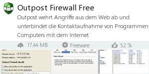 Infocard Outpost Firewall Free
