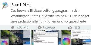 Infocard Paint.NET