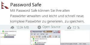 Infocard Password Safe