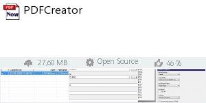 Infocard PDFCreator