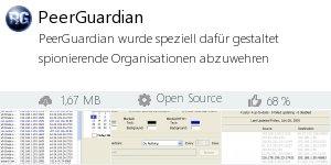 Infocard PeerGuardian