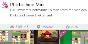 Infocard Photoshine Mini