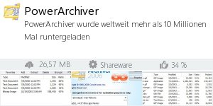 Infocard PowerArchiver