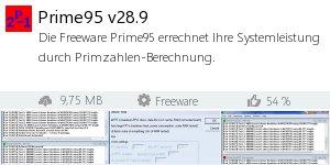 Infocard Prime95 v29.8 Build