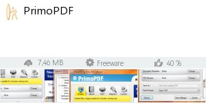 Infocard PrimoPDF