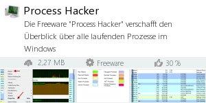 Infocard Process Hacker