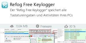 Infocard Refog Free Keylogger