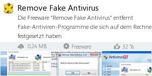 Infocard Remove Fake Antivirus