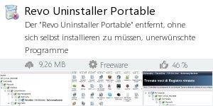 Infocard Revo Uninstaller Portable
