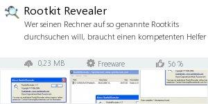 Infocard Rootkit Revealer