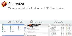 Infocard Shareaza