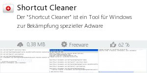 Infocard Shortcut Cleaner