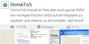 Infocard ShrinkTo5