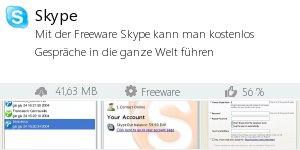 Infocard Skype