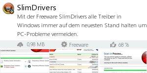 Infocard SlimDrivers