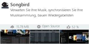 Infocard Songbird
