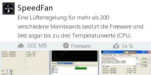 Infocard SpeedFan