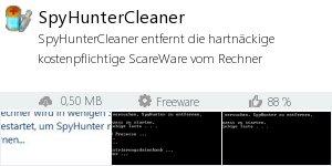 Infocard SpyHunterCleaner