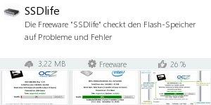 Infocard SSDlife