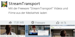 Infocard StreamTransport