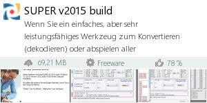 Infocard SUPER v2015 build