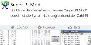 Infocard Super PI Mod