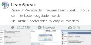 Teamspeak client (32-bit) download (2019 latest) for windows 10, 8, 7.