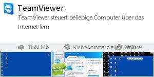 Infocard TeamViewer