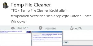 Infocard Temp File Cleaner