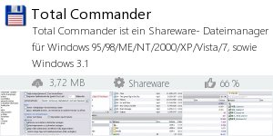 Infocard Total Commander