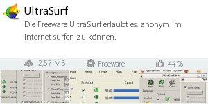 Infocard UltraSurf
