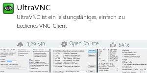 Infocard UltraVNC