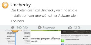 Infocard Unchecky