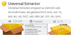 Infocard Universal Extractor