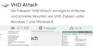 Infocard VHD Attach