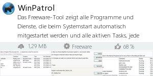 Infocard WinPatrol