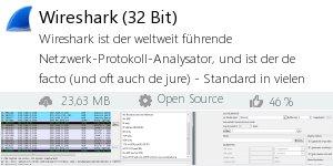 Infocard Wireshark (32 Bit)