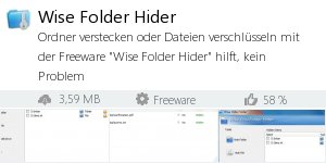 Infocard Wise Folder Hider