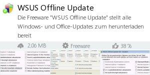 Infocard WSUS Offline Update