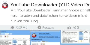 Infocard YouTube Downloader (YTD Video Downloader)