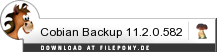 Download Cobian Backup bei Filepony.de