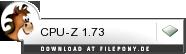 Download CPU-Z bei Filepony.de