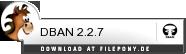 Download DBAN bei Filepony.de