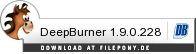 Download DeepBurner bei Filepony.de
