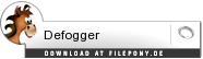 Download Defogger bei Filepony.de