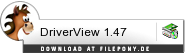 Download DriverView bei Filepony.de
