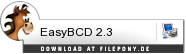 Download EasyBCD bei Filepony.de